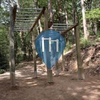 Guebwiller -  Fitness Trail  - Chemin du Vallon