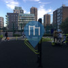 London (Whitechapel) - Outdoor Gym - Rope Walk Gardens