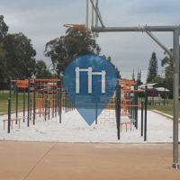 Barras dominadas - Perth - Outdoor Gym Partridge Way Reserve - Thornlie