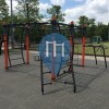 Eindhoven - Calisthenics Park - Technical University