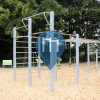 伯布林根 - 徒手健身公园 - Freibad