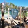 Воркаут площадка - Инсбрук - Calisthenics Park Baggersee Innsbruck