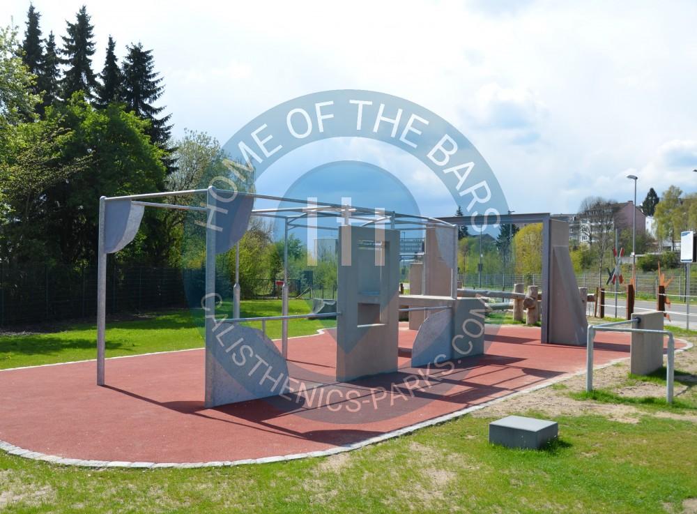 Remscheid Parkour Park X Move Germany Spot