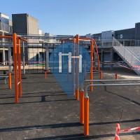 Parco Calisthenics - Næstved - Calisthenics Gym Blomstergården, Næstved