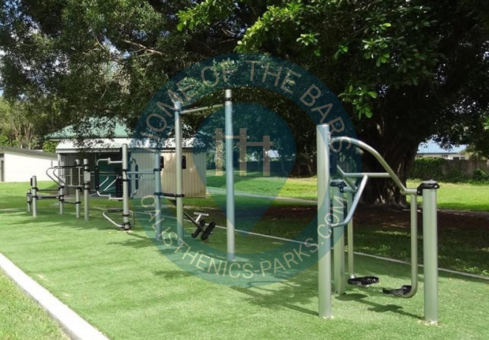 Cairns Brinsmead Outdoor Exercise Park Loridan Drive