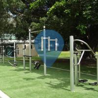 Cairns (Brinsmead) - Outdoor Exercise Park -  Loridan Drive Park