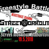 Freeestyle Battle 2018 - Calisthenics Competition