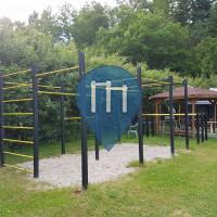 Simmern - Calisthenics Park - Naturfreibad