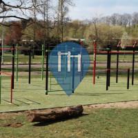 Parc Street Workout - Nimègue - Goffertpark Nijmegen