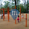 Exercise Stations - Szeged - Liget calisthenics park