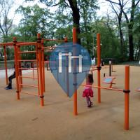 Outdoor-Fitness-Anlage - Szeged - Liget calisthenics park