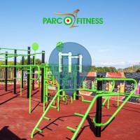 """Воркаут площадка - Сорзо - Parco Fitness Italia  """"Salvatore Noce"""""""