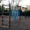 Outdoor Pull Up Bars - Wiesbaden - Stangengerüst am Mosbacher Berg