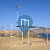 Tarrafal - Calisthenics Park - Mar di Baxu