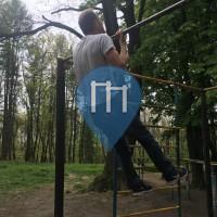 Lviv - Parco Calisthenics - Кайзервальд