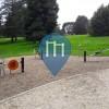 Nantes - Street Workout Park - Parc de la Chézine - Prodludic