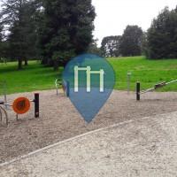 Nantes - Calisthenics Park - Parc de la Chézine - Prodludic