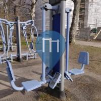 Воркаут площадка - Лахти - Outdoor Fitness Lahti