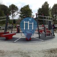 Drachten - Calisthenics Park - Slingepark