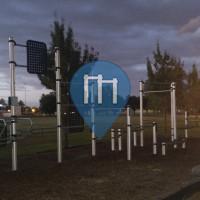 Dubbo - Calisthenics equipment - Victoria Park