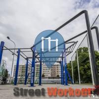 Mladá Boleslav  - Street Workout Park - Revolution 13
