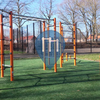 Maastricht - Calisthenics Park - Mariaberg