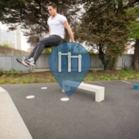 Edmonton (London) - Parkour Workout Spot - Rays Road