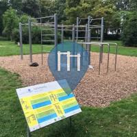 Krefeld - Calisthenics Park - Burgpark Hüls
