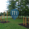Riga - Outdoor Gym - Uzvaras Parks