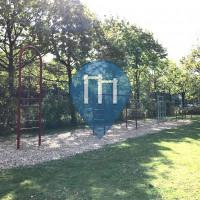 Nuremberg - Outdoor Exercise Park - Langwasser Süd