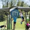 Турник / турники - Сент-Ирье-сюр-Шарант - Parcours sportif Plan d'eau - St-Yrieix (16)