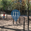 Paris - Outdoor-Fitness-Anlage - Parc Georges Brassens