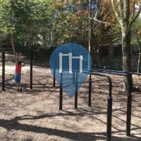 巴黎 - 户外运动健身房 - Parc Georges Brassens