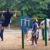 Le Blanc-Mesnil - 徒手健身公园 - Parc Jacques Duclos