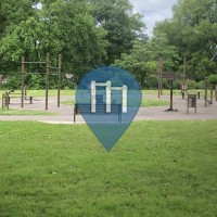 Fitness Facility - Memphis - Outdoor Fitness Frayser Park
