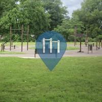 Calisthenics-Anlage - Memphis - Outdoor Fitness Frayser Park