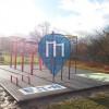 Roztoky u Prahy - Calisthenics Park - RVL 13
