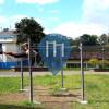 Santa Rosa de Cabal - Outdoor Pull Up Bars - Parque arango