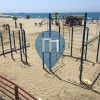 Alanya - Parc Street Workout - en la playa