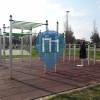 Vaprio d'Adda - Calisthenics Park - Campo basket