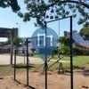 Santa Cruz de la Sierra - Street Workout Park - Calle Cayu