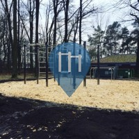 Parc Street Workout - Bamberg - TurnBar Calisthenics Park im Volkspark