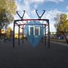 Осло - Воркаут площадка - NIH Parken
