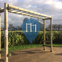 London - Trimm Dich Pfad - Imperial Park
