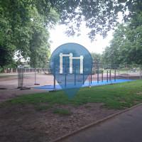 London - 徒手健身公园 - London Fields East Side - Kenguru.Pro