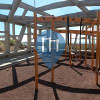 San Isidro - Parque Outdoor Fitness - Calle Alondra