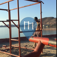 La Paz (Baja California Sur) - Outdoor Exercise Station - El Molinito