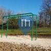 Parque Calistenia - Monteils - Streetworkout Parc de la Lère Caussade