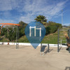 Carcavelos - Outdoor Fitnessstation- Praia de Carcavelos