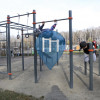 Calisthenics Facility - Tomsk - Workout spot at Burevestnik Stadium